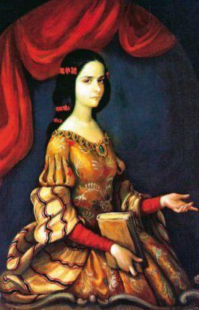 Sor Juana Inés de la Cruz, la monja díscola