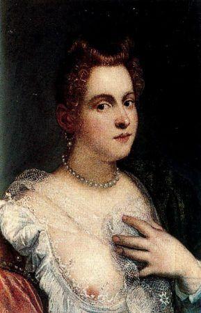 Marietta Robusti, la Tintoretta silenciada.