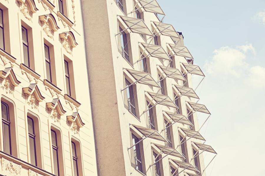 Arquitectura y mujer. Hotel Josef. Eva Jiřičná