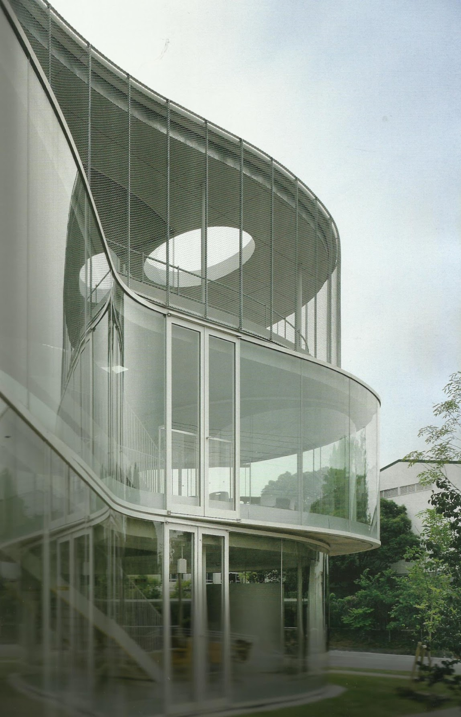 Arquitectura y mujer. Kazuyo Sejima