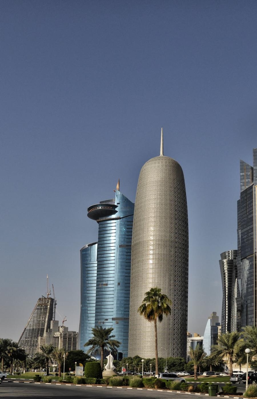 Ciudades de diseño. Doha