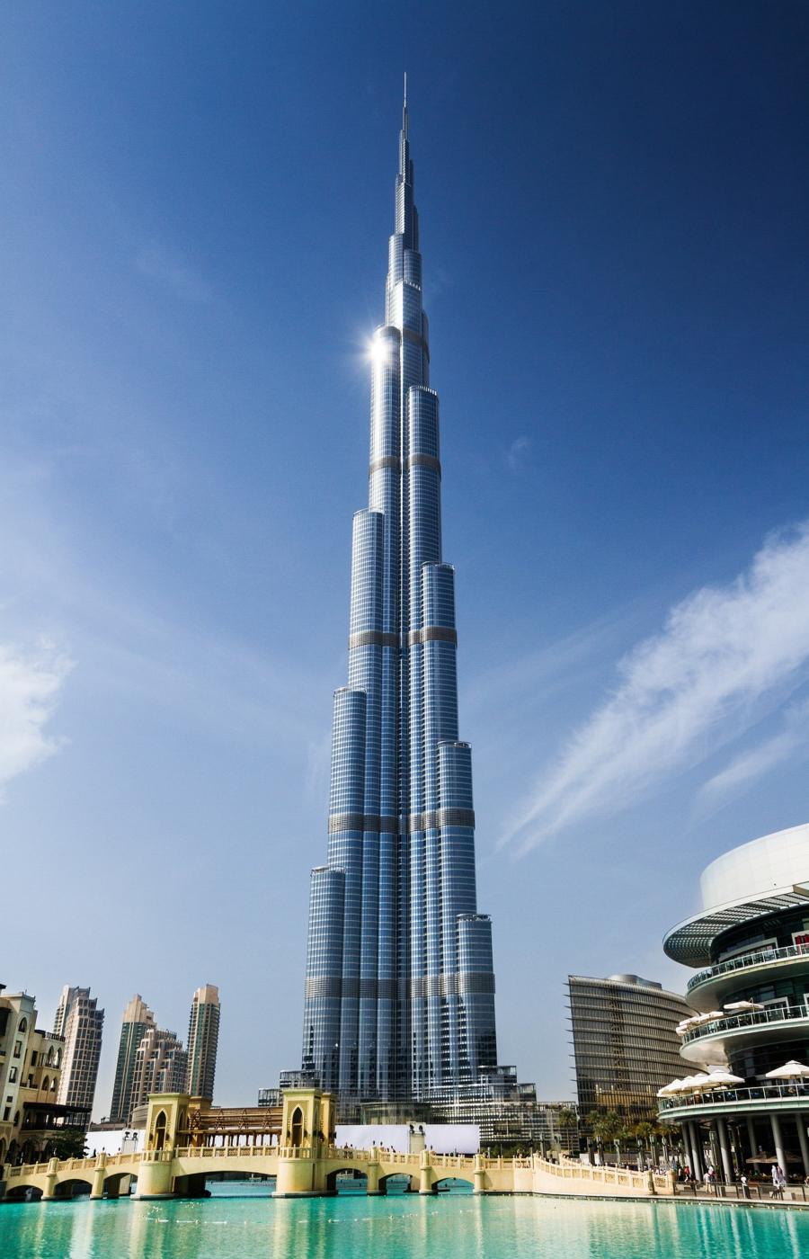 Ciudades de diseño. Dubai
