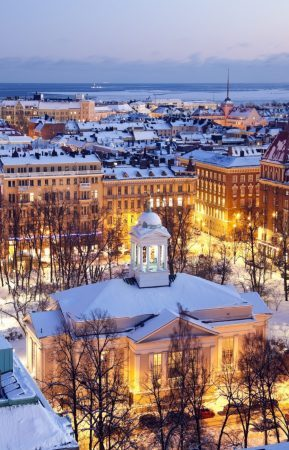 Helsinki. Finlandia.
