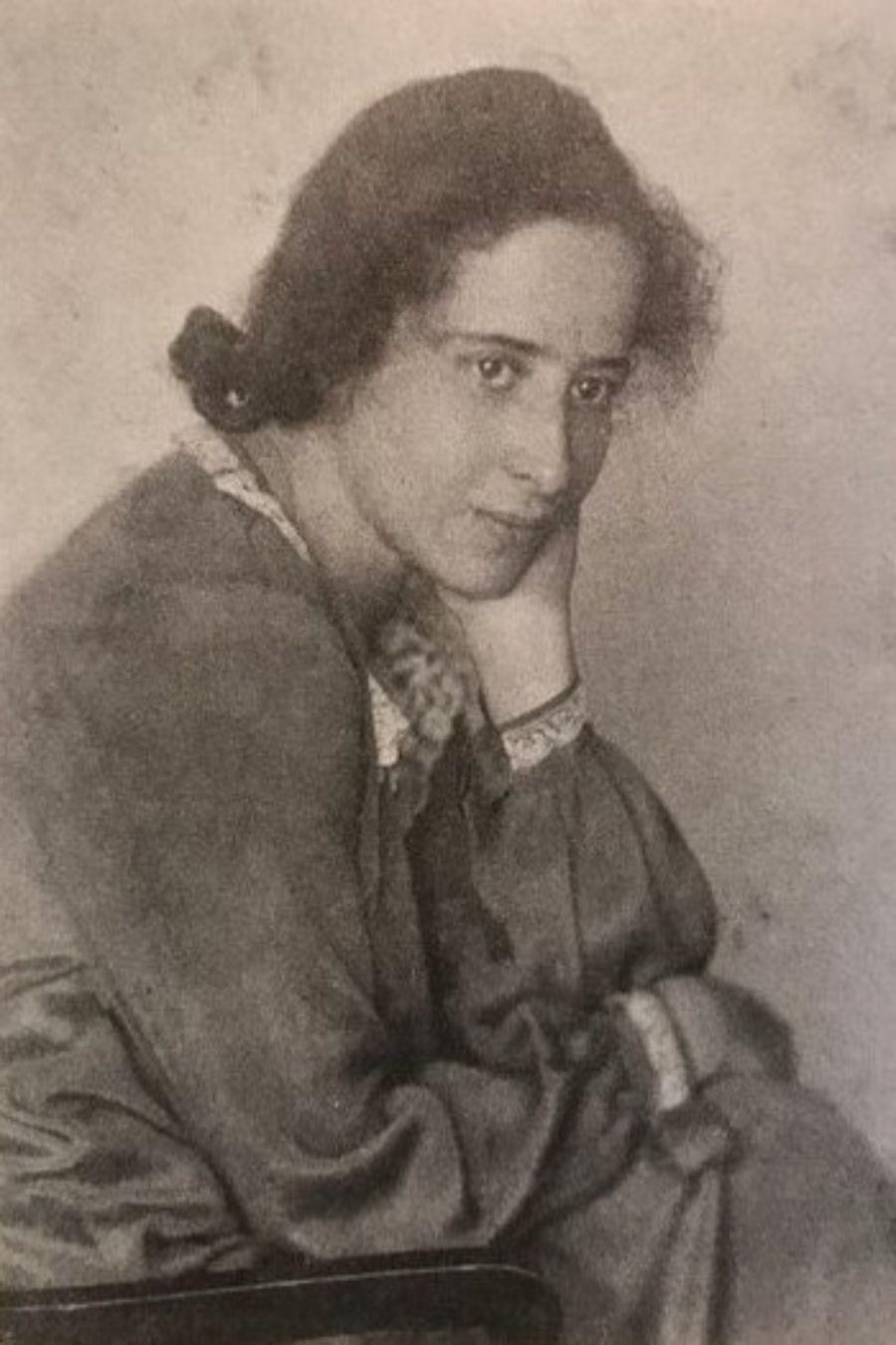 Hannah Arendt 1924