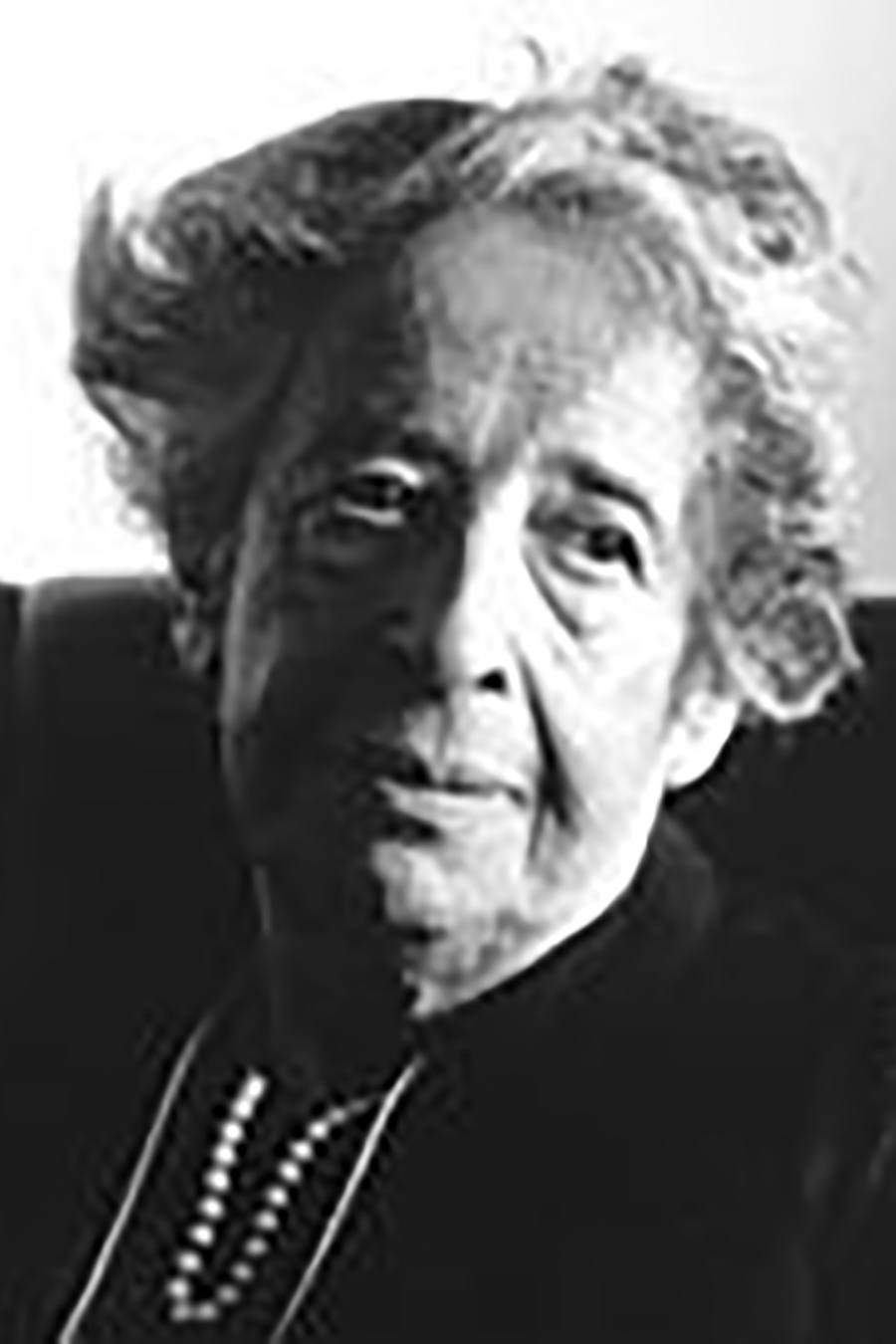 Hannah Arendt 1975
