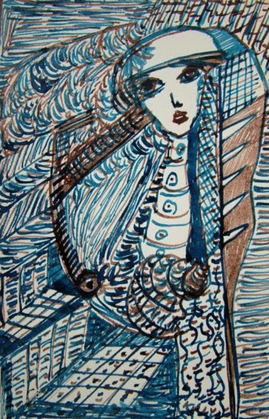Madge Gill, arte en defensa propia.
