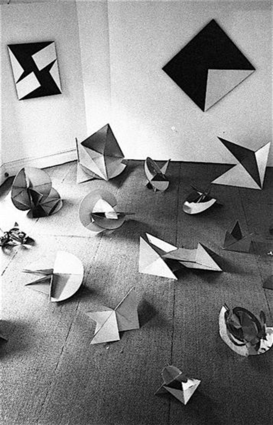 Bichos, 1965. © Lygia Clark